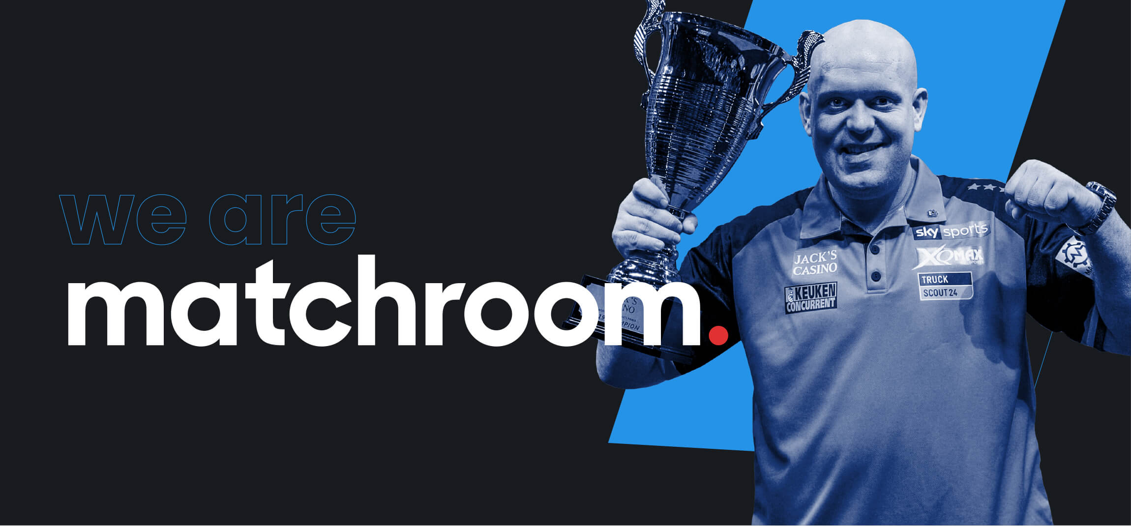 We are Matchroom Sport