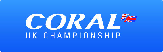 Coral UK Championship logo