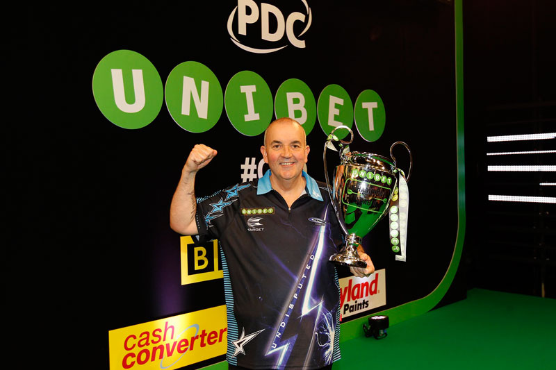 champions league darts
