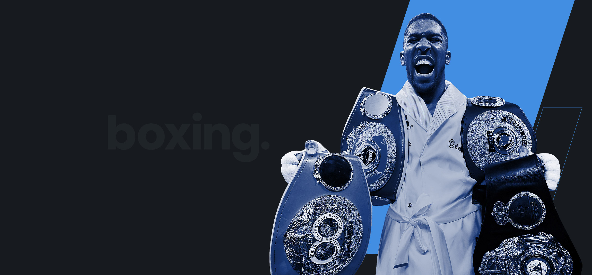 We are Matchroom Sport - We are Boxing