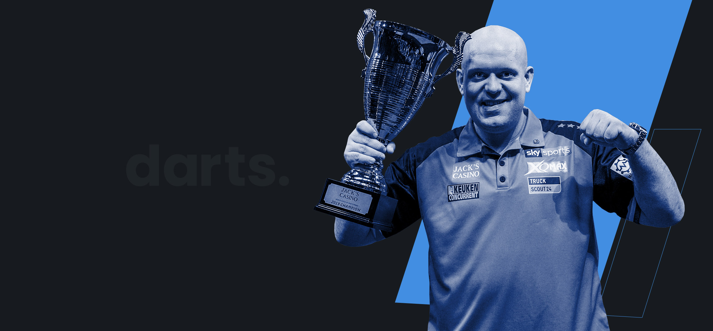 We are Matchroom Sport - We are Grand Slam of Darts