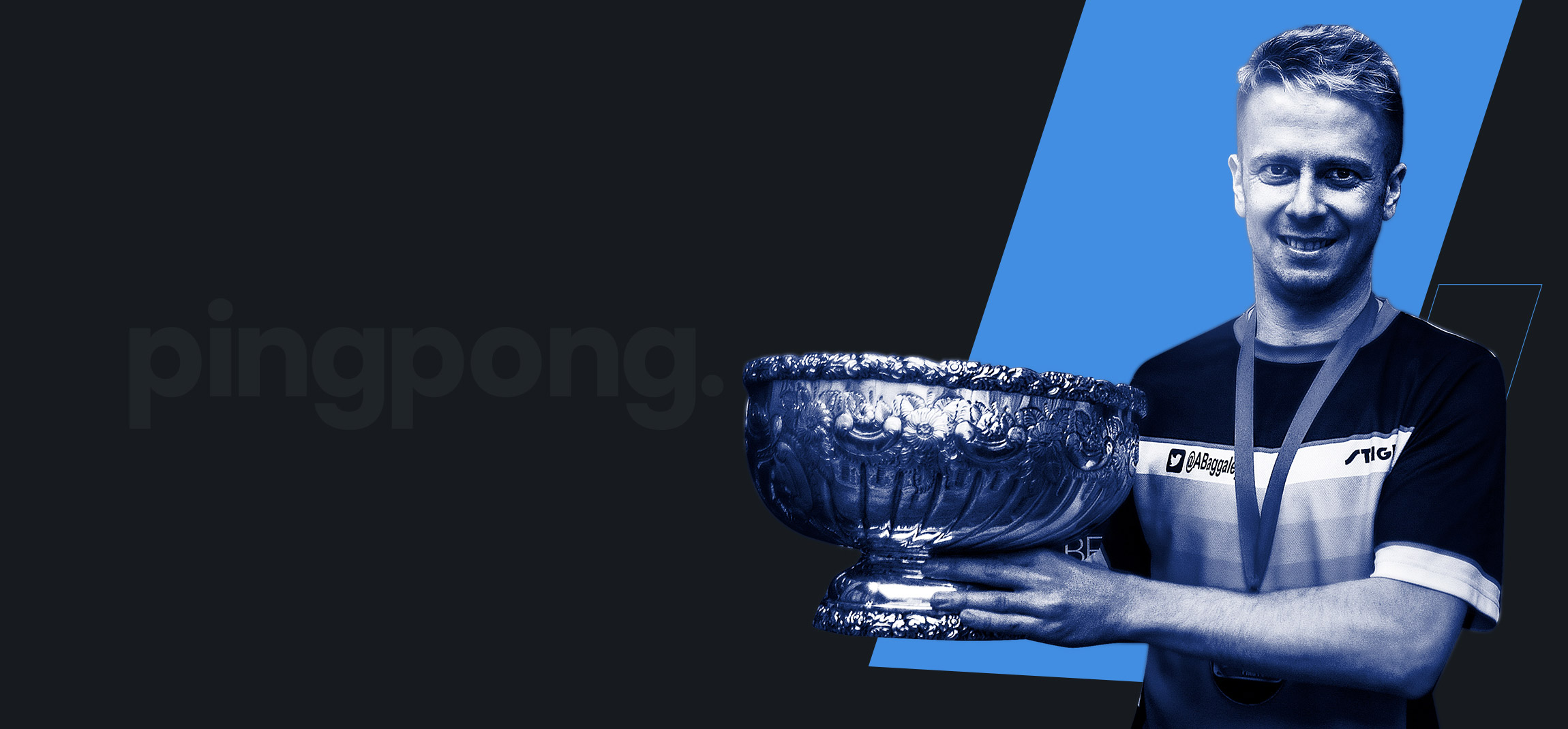 We are Matchroom Sport - We are World Championship of Ping Pong